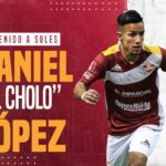 ¡»Cholo» López regresa a Soles!